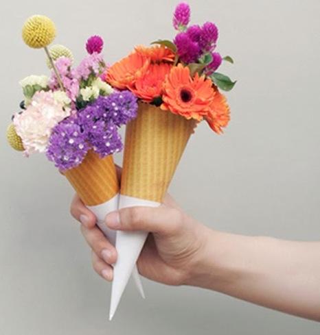 flowercones