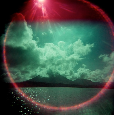 sparkle ocean